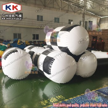 Inflatable Tube Water Bouy for Water Park Games Water Floating Buoy