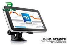 7 Дюймов Win CE 6.0 Gps-навигации Радио 8 ГБ 256 М грузовик Автомобиль GPS Навигаторы Грузовик Камера Заднего вида Экран Бесплатно Карты обновление