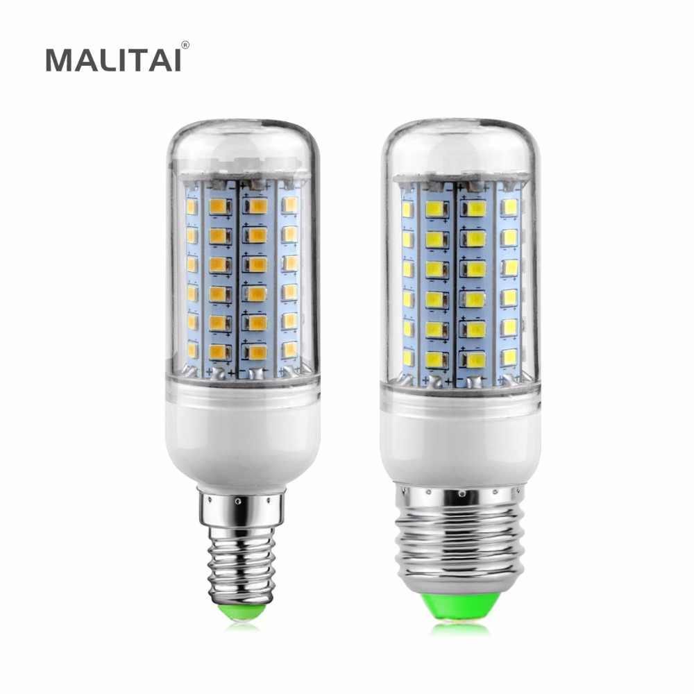 1 יחידות מלא להחליף 7 W 12 W 15 W 20 W 25 W מנורת ליבון LED Campact הנורה תירס E27 E14 AC 220 V נקודת אור עבור בית תאורה פנימית