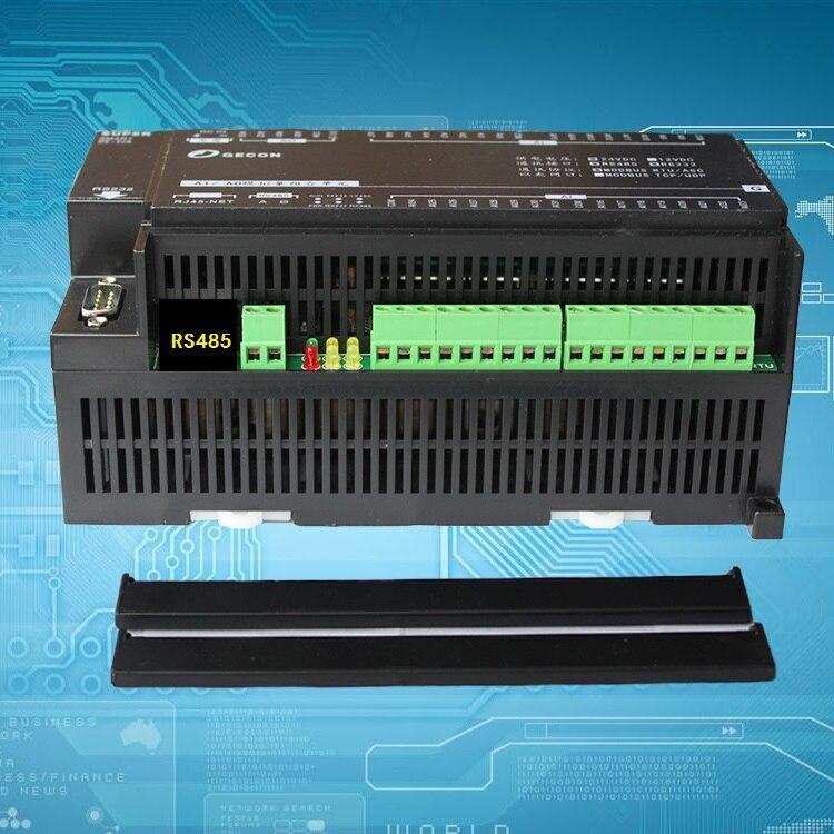 8 voies AI Acquisition analogique 8 DI commutateur entrée 12 DO relais sortie Modbus RTU
