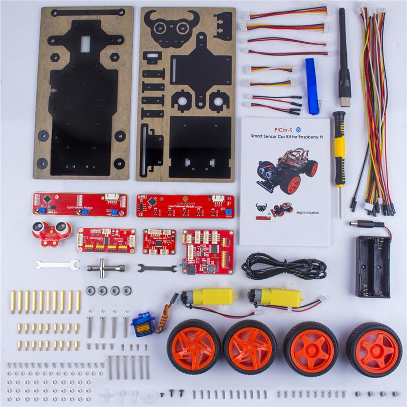 Raspberry Pi Robot (5)