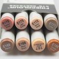 Finecolour Markers Brown And Blue Color Double-Ended Art Marker Artist Sketch Drawing Marker Pen