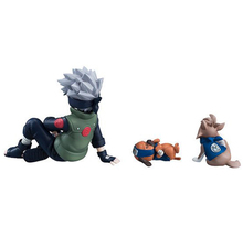 9 Pcs Set Naruto Hatake Kakashi PVC Action Figure