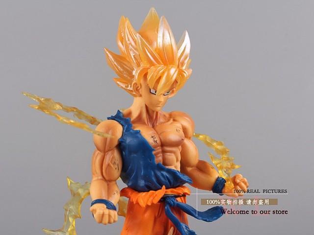 Goku Super Saiyan 2 Model (17CM)
