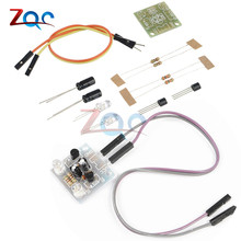 Circuit-Board-Kits Light-Circuit Electronic-Production-Suite-Parts Flashing 5MM LED Diy-Kit