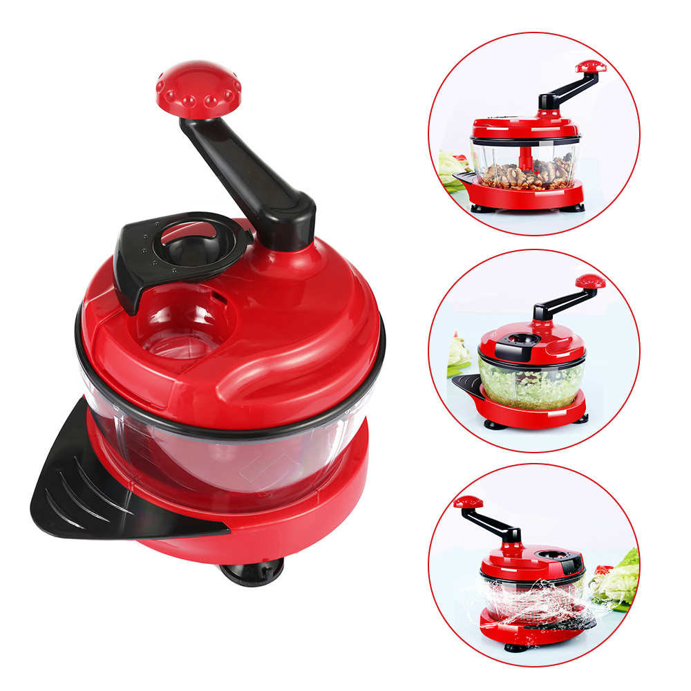 Multi Manual Food Processor Cutting Machine Vegetable Household Meat Grinder Chopper Cutter Mandoline Mixer Slicer Kitchen Tool