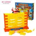 Креативная игра для детей Кирпичная стена, настольная игра Разбери стену, детская игрушка Шалтай-болтай, интерактивная игра для детей дошкольного возраста, быстрая доставка