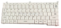 For GE Healthcare Ultrasound Keyboard For LOGIQ E BT06 BT07 5123732 NSK C4A01 White English US Substitute