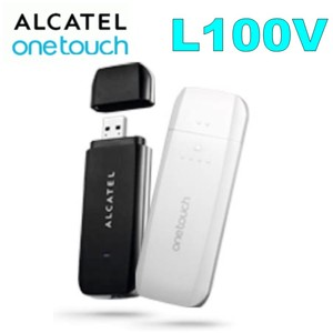Lot of 10pcs unlocked Alcatel L100V 100mbps 3g 4g lte wireless hsdpa modem