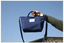 20pcs/lot! Simple Solid Color Canvas Shoulder Bag Messenger Bag Small Fresh Women's Handbag цена 2017