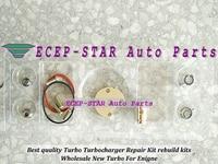 Turbo Repair Kit rebuild Kits GT17 715924 0001 28200 42610 715924 For KIA Pregio Bongo K2500 For HYUNDAI H 100 D4BH 4D56TCi 2.5L
