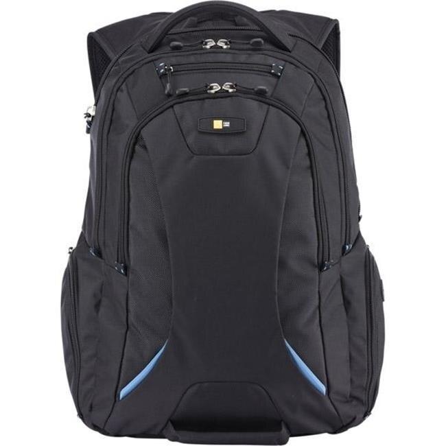 """Black Case Logic BEBP-115 Backpack for 15.6/"""" Laptop Tablet"""