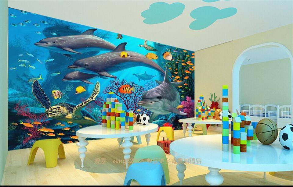 Behang Kinderkamer Vissen : Behang kinderkamer vissen u2013 artsmedia.info