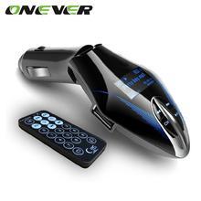 Беспроводной fm-передатчик Автомобильный Mp3 плеер 3 цвета ЖК-экран Автомобильный аудио MP3 музыкальный плеер fm-модулятор с пультом дистанционного управления
