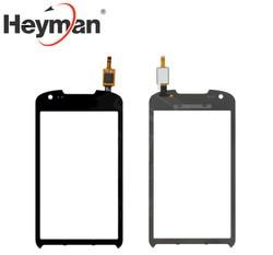 Heyman ekran dotykowy do Samsung S7710 Panel szklany Digitizer przedni czujnik szklanej soczewki części zamienne do telefonów komórkowych w Panele dotykowe do telefonów komórkowych od Telefony komórkowe i telekomunikacja na