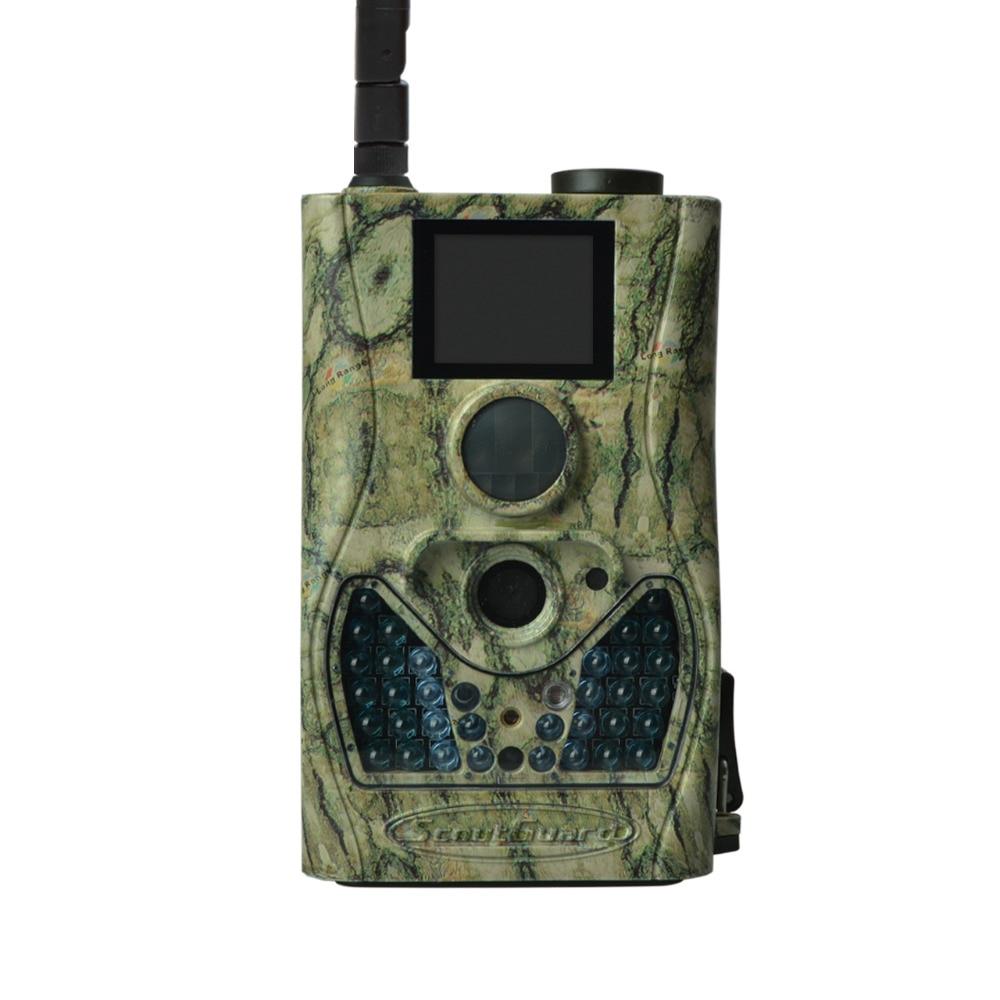 Trail Camera 73ft 720pHD, 1-way Wireless huting camera Black IR LED Game Camera Bolyguard polaris phd 2077i