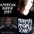 Normal People Scare Me T-shirt Harajuku Brand New Women T shirt Cotton Casual Funny For Lady Tops Tee Hipster Street Euro Size