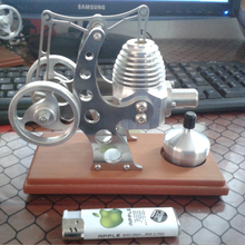 Stirling Engine Model Engine stirling engine model