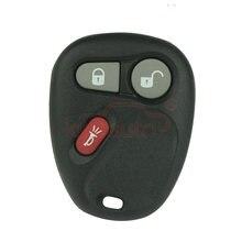 Дистанционный ключ koblear1xt 3 кнопки 315 МГц для chevrolet