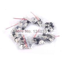 10PCS/EAHC=80pcs 7805 7809 7812 7815 7905 7912 7915 LM317 to-220 transistor kit(China (Mainland))