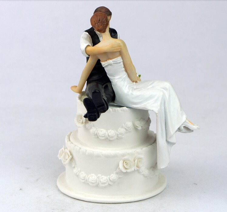 wedding cake toppers that look like bride and groom wedding cake toppers and groom the look of 26608