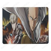 MaiYaCa Boy Gift Pad One Punch Man Anime Mouse Pad for Laptop Laptop Gaming Mice Mousepad 3