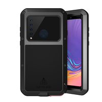Metal Case For Samsung Galaxy A9s A9200 Case Shockproof Cover 360 Full Body Protective Armor Case for Samsung Galaxy A9 Case