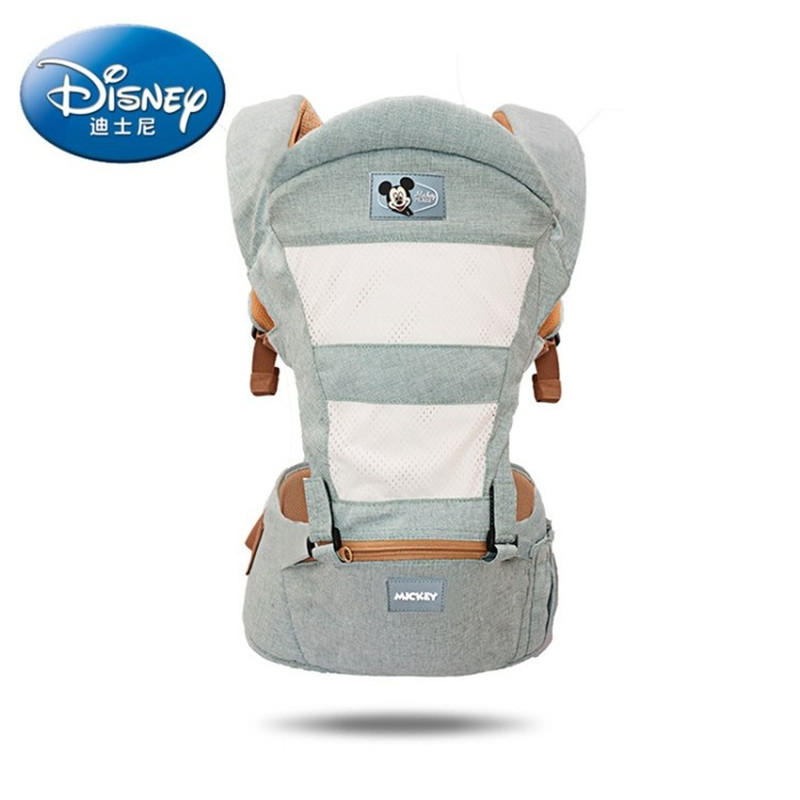 Disney Ergonomic Baby Carrier Infant Front Facing Baby Hipseat Sling Kangaroo Baby Wrap Carrier for Baby