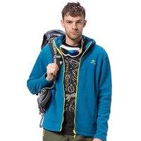 Mens Winter Fleece Hiking Jackets Male Outdoor Sports Windproof Thermal Coats Camping Ski Trekking Climbing Brand