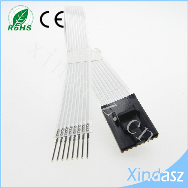 How to replace clock spring airbag cable 8pin 210mm legnth 1.27mm pitch E type soldering pin header чехол для ноутбука macbook pro 13 speck smartshell glitter пластик прозрачный 90207 5636