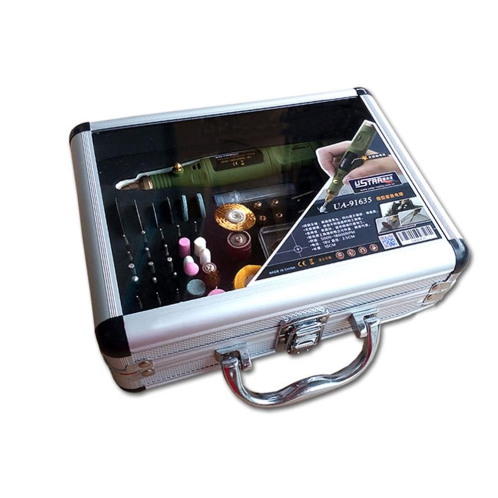 OHS Ustar 91635 Model Special Polishing Tools Set 5000-18000RPM 18V Hobby Suite Accessory eglo tinnari 91635