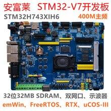 STM32 V7 Development Board STM32H743 Evaluatie Board H7 Core Board Super F103 F407 F429