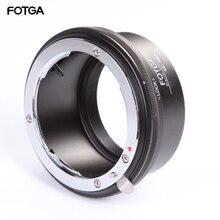 FOTGA adaptör halkası için Nikon AI AF S G Lens Sony e mount NEX3 NEX 5 5N 5R C3 NEX6 NEX7
