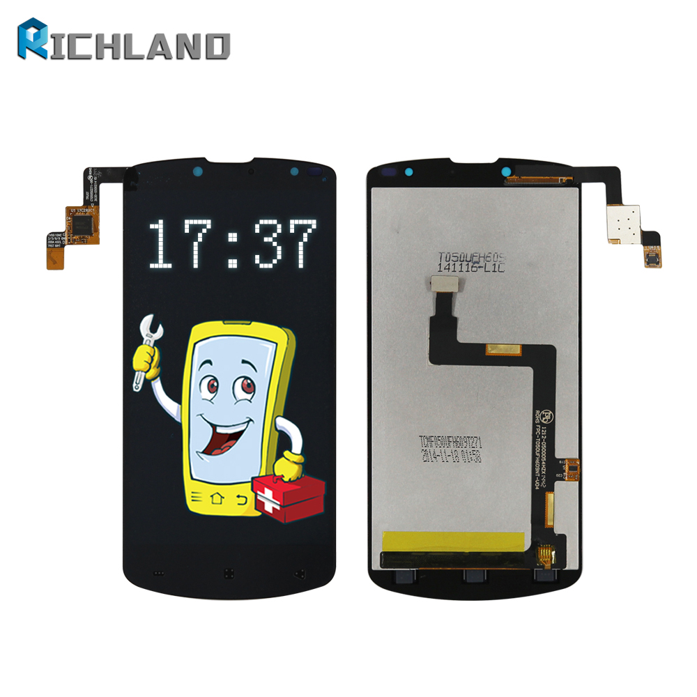 LCD Display for Prestigio MultiPhone PAP 7500 PAP7500 LCD Display+Touch Screen LCD Digitizer Glass Panel Replacement parts+tools