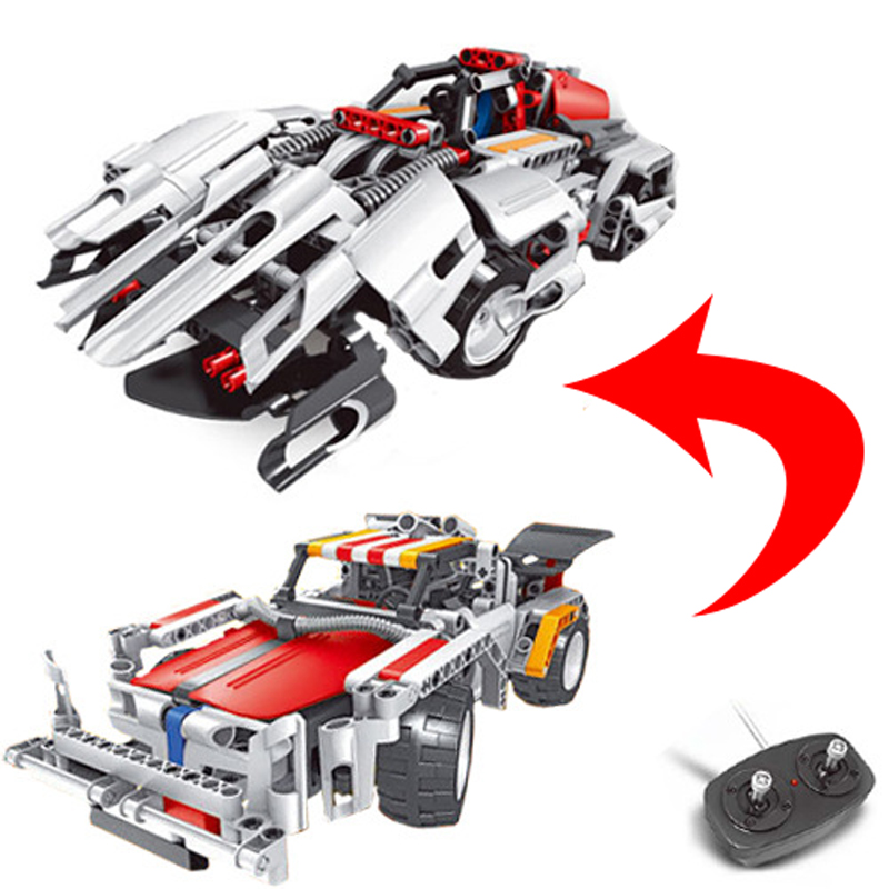 501pcs LEPIN Technic Series Blocks Bricks Toys Remote Control Race Car Model Building Kits Blocks Bricks Truck Toys for Children lepin technic city series 24 hours race car building blocks bricks model kids toys marvel compatible legoe