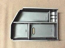 Автомобиль подлокотник окно центральной вторичный перчатка хранения телефона держатель контейнера для Mercedes GL GLS класса Benz X166 2013 2014 2015