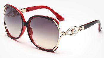 2017 New Vintage Pearl Sunglasses Women Oculos De Sol Feminino Fashion Gradient Sunglass Women Brand Designer Sun Glasses 142M 2