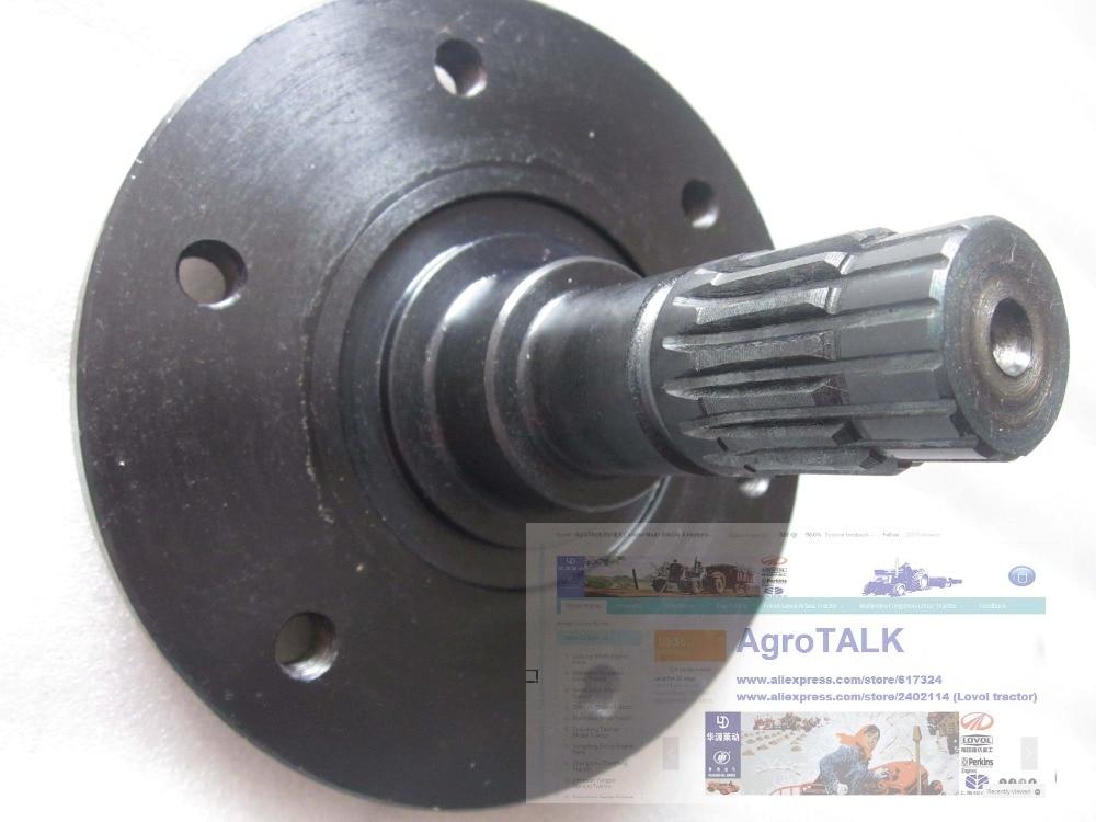 JINMA JM184 JM 254 JM284 the front drive shaft part number 184 31 104 1