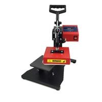 15x15CM Sublimation Label Heat Press Machine Digital Swing Away Heat Transfer Label Printing Machine DIY Sublimation Machine