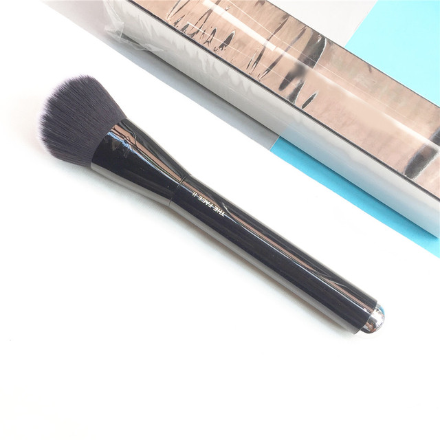 bdbeauty The Face II Sculpting Foundation Brush #2 - Angled Foundation Contouring Brush - Beauty Makeup Blender Tool 1