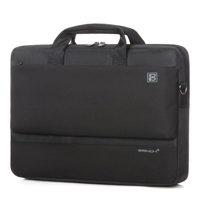 BRINCH laptop bag 17 inch 17.3 inch business woman with a single shoulder  laptop bag 616a9fab6d343