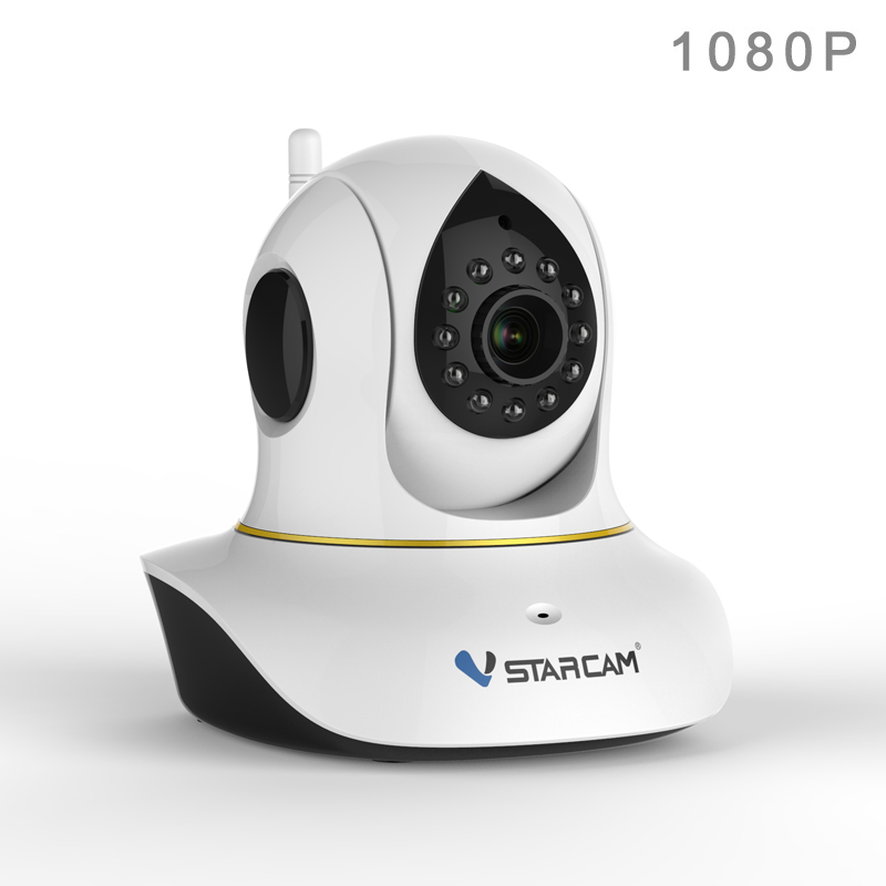 Vstarcam C38S Free Shipping Draadloze IP Pan/Tilt/Nachtzicht Security Internet Surveillance Camera image