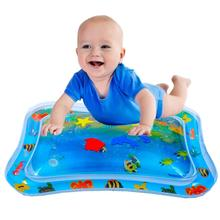 2019 New Arrival Inflatable water Baby play mat  playmat toys for Kids
