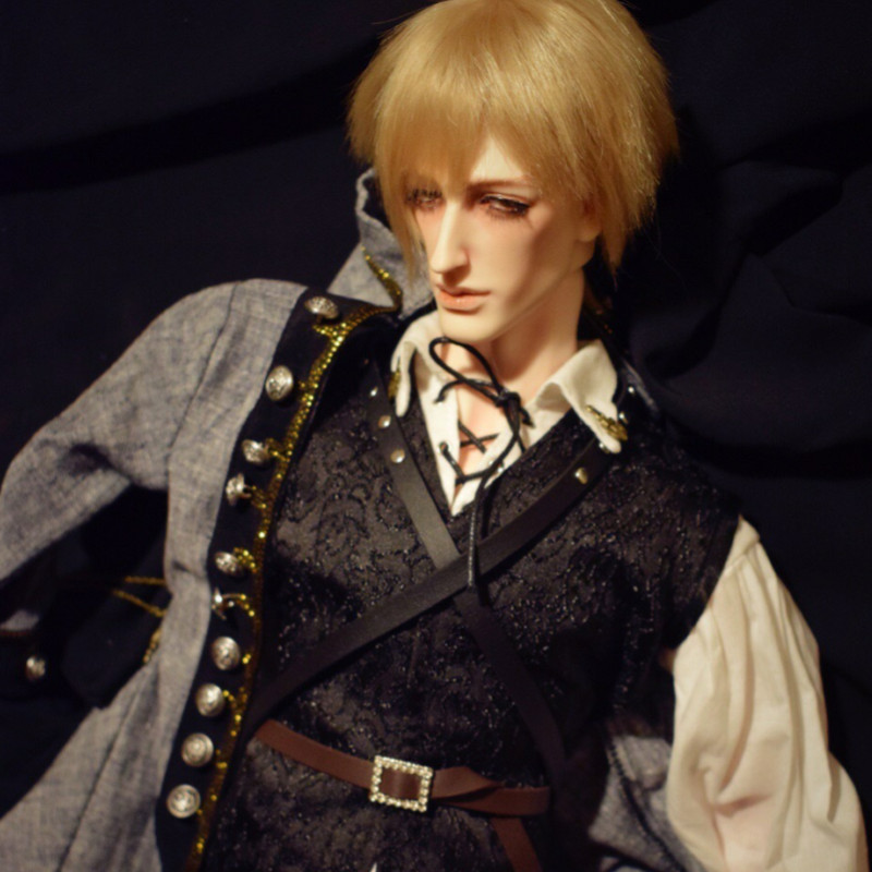 Dollshe craft David Kuncci bjd sd doll 1 3 body model boys bjd doll oueneifs High