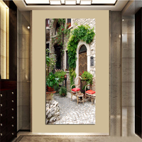 Garden Poster Modern Art HD Print Canvas Painting Home Decoration Child Room Modular Picture Landscape No