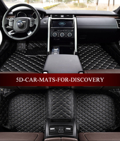 Car Floor Mats For Land Rover Discovery3 Discovery4 Sports 2006 2017 3D Custom Fit All Weather