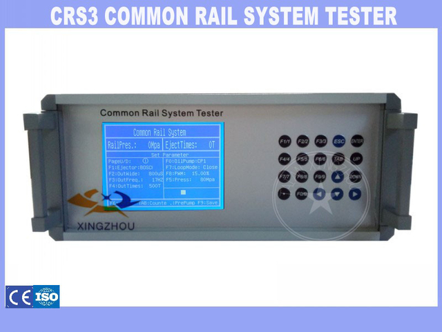 2018 new version CRS3 diesel fuel injection common rail