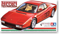 Tamiya Testarossa 1/24 sports car No. 059 código 24059