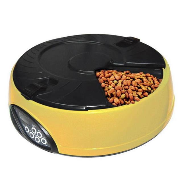 Smart Automatic Pet Feeder