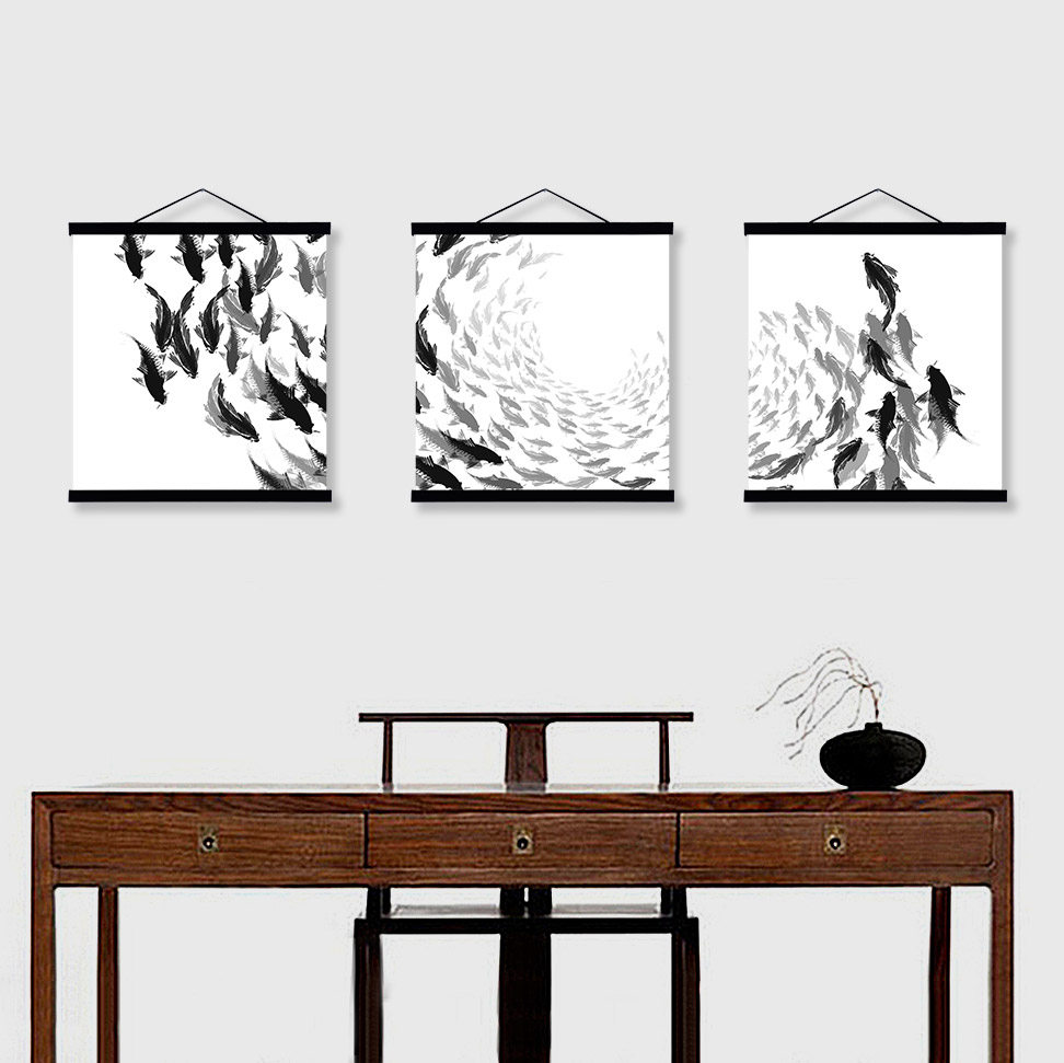 Wooden Fish Wall Art popular wooden fish wall art-buy cheap wooden fish wall art lots